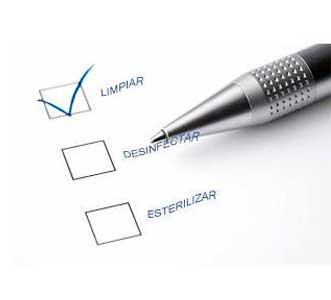 Control en el proceso de esterilización con monitoreo físico