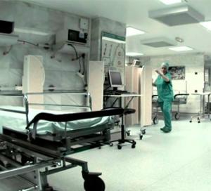 Limpieza y desinfección ambiental de la central de esterilización